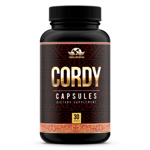 Vida Divina® Cordyceps - Double Take Body