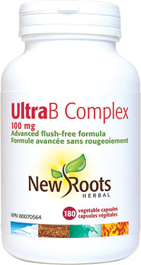 New Roots Ultra B Complex 100mg Capsules
