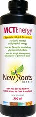 New Roots MCT Energy Oil 500ml