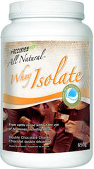 Precision All Natural Whey Protein Isolate 850g Chocolate