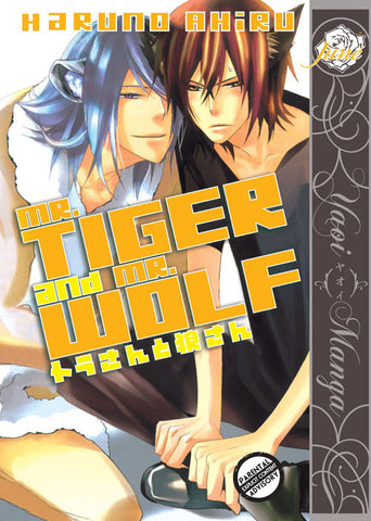 Mr. Tiger and Mr. Wolf Vol. 1 - June Manga