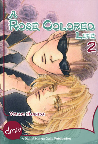 A Rose Colored Life Vol. 2 - June Manga