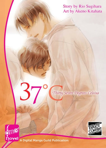 37°C - Thirty Seven Degrees Celsius - June Manga