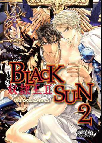 Black Sun vol. 2 - June Manga