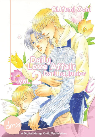 Daily Love Affair Vol. 2: Darling Junior - June Manga