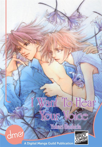 I Want to Hear Your Voice - June Manga