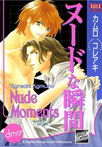 Nude Moments - June Manga