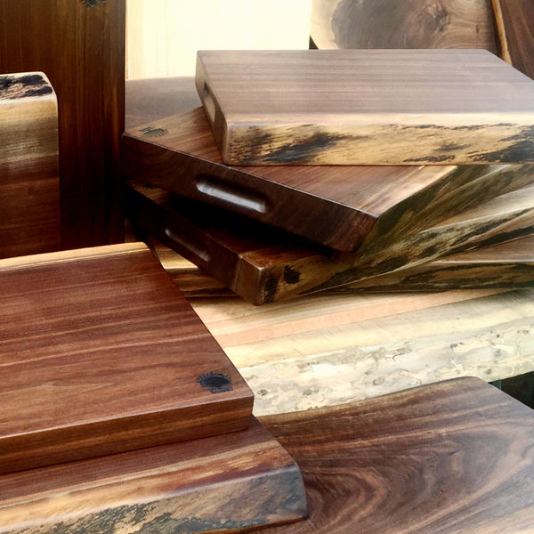 Finest Walnut Slab Cutting Boards - Artisanal Boards