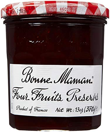 Bonne Maman Four Fruits Preserve
