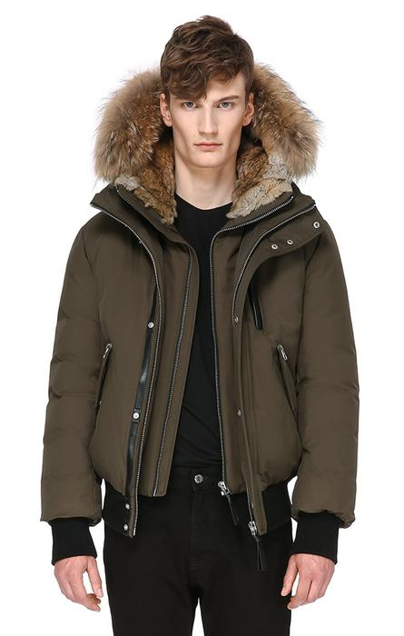 Mackage Dixon Men Coat Army - Room 29