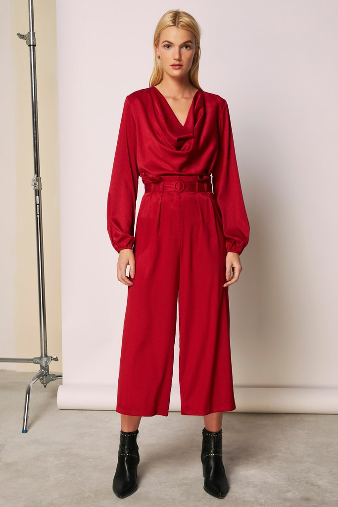 The Fifth Label Lotti Pant Cherry - Room 29