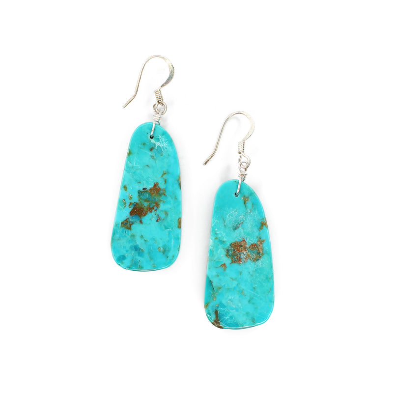 "2 1/4"" Turquoise Slabs"
