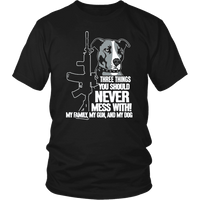 Blue Pit Bull-T-shirt-Spyder Deals