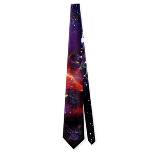 Cosmic Cat-Sublimation Neckties-Spyder Deals