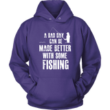 Fishing Hoodie - A Bad Day