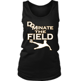 Limited Edition - Dominate The Field-T-shirt-Spyder Deals