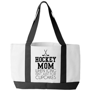 Limited Edition - Hockey Mom Icing-Tote Bags-Spyder Deals