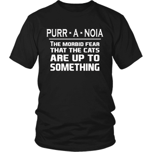 Limited Edition - Purr-a-noia-T-shirt-Spyder Deals
