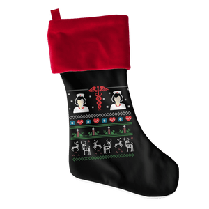 Nurse Symbol Christmas-Stockings-Spyder Deals