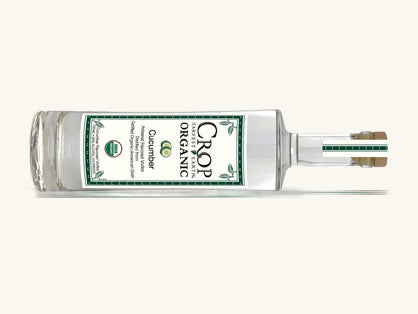 Crop Harvest Earth Cucumber Vodka 750ml