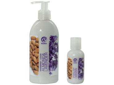 Hand and Body Lotion - Almond & Lavender