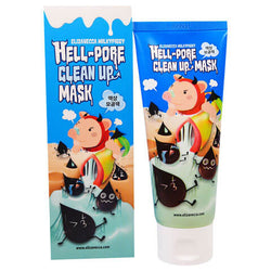 Elizavecca Hell Pore Clean Up Mask at Nudie Glow Best Korean Beauty Australia