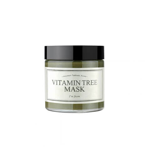 I'M FROM Vitamin Tree Mask Nudie Glow Best Korean Beauty Australia