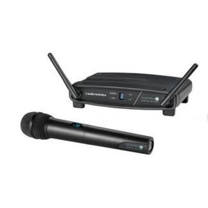 Audio-Technica ATW-1102 System 10 Series Handheld Digital Wireless System - Audio Leaders