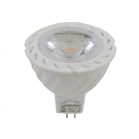 MR16-2: MR16 LED Landscape Light Bulb - 12°