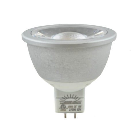 MR16-3: MR16 LED Spotlight Bulb - 38°