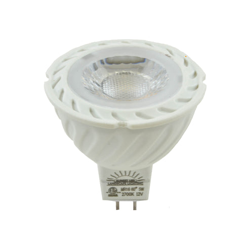 MR16-4: MR16 LED Light Bulb - 60°
