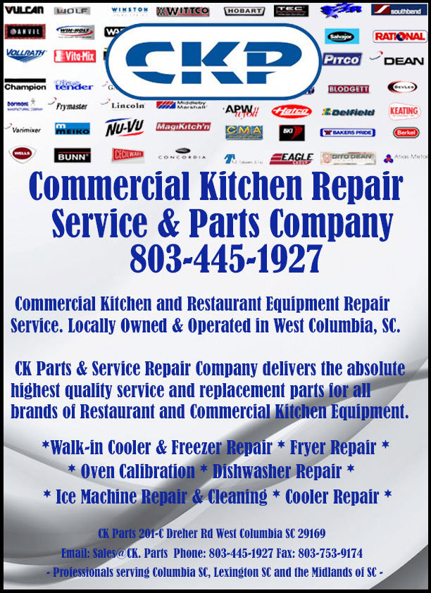 Commercial Kitchen Equipment Repair Company 803-445-1927 - Professional People, experts to help you save time and money with down equipment. Hobart Equipment Repair Hobart Slicer Repair Hobart Mixer Repair Hobart Cutter Mixer Repair