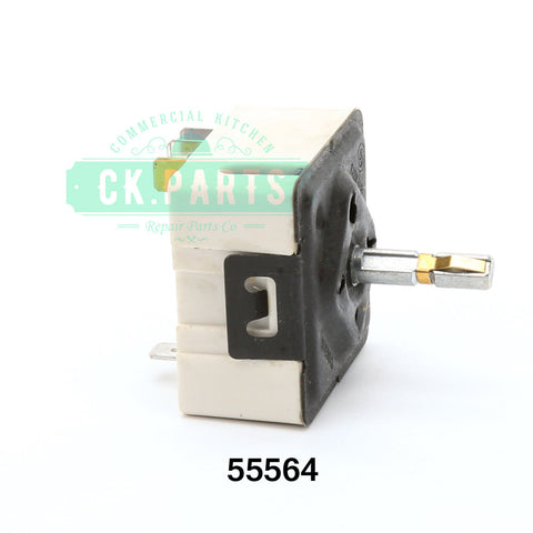 APW Wyott 55564 Infinite Heat Switch
