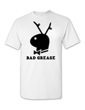Bad Bunny t-shirt - WHITE FRONT | Bad Grease Inc