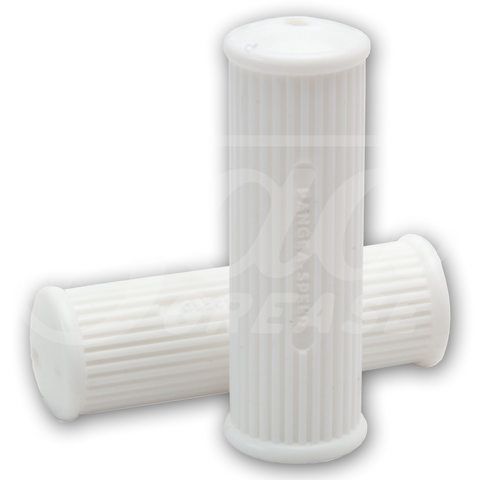 Pangea-Speed Ronald Grips - WHITE | Bad Grease Inc