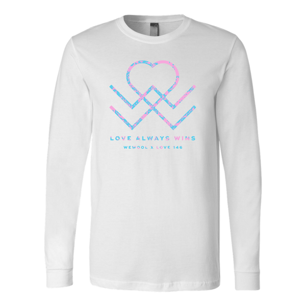 Love Always Wins (Color) Long Sleeve