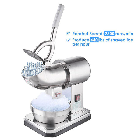 Image of Ice Shaver