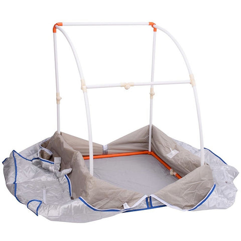 Image of 2L Portable Steam Sauna with Chair