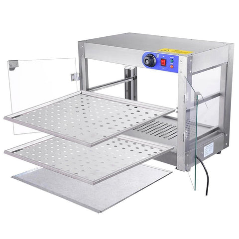 2-Tier Commercial Food Warmer