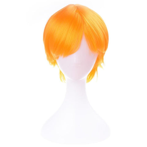 Short Synthetic Wig - Bob Cut
