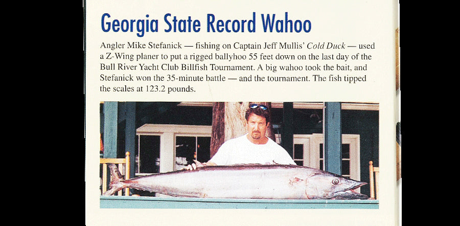 Georgia State Record on Zwing