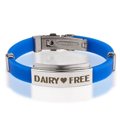 Official DAIRY ❤ FREE Stainless Steel Bracelets