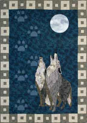 Moonsong  Pattern - StoryQuilts.com