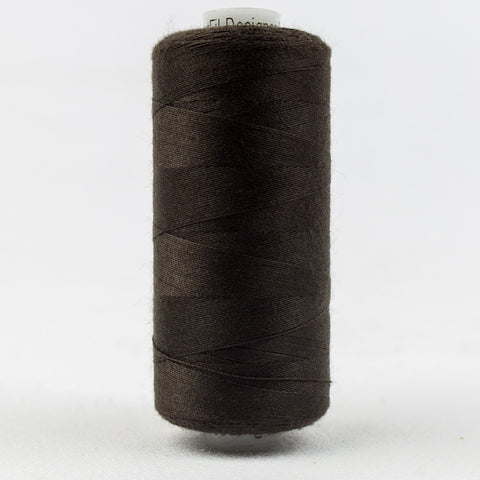 DS107 - Designer 40wt All purpose  Polyester Wood Bark Thread - wonderfil-online-uk