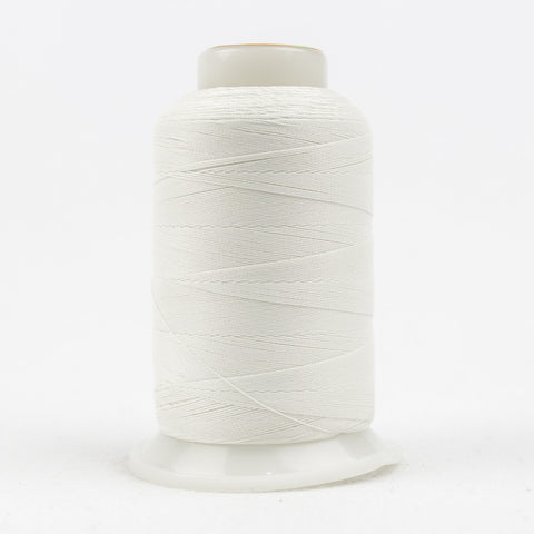 SC03 - 35wt Cotton Soft White Thread - wonderfil-online-uk