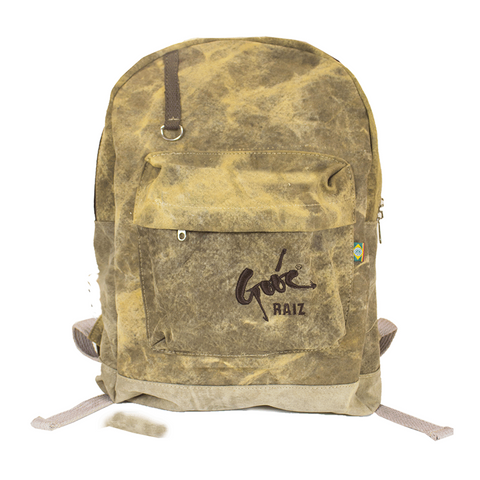 COTI BACKPACK - ARMY CANVAS