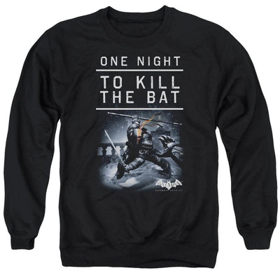 Batman - Arkham One Night Men's Crewneck Sweatshirt