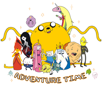 Adventure Time Outstretched Men's Tank