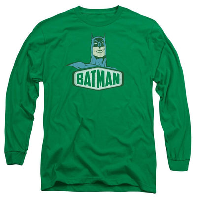 DC Comics Batman Sign Men's Long Sleeve T-Shirt