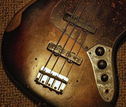 Pre-Owned Bass Guitars